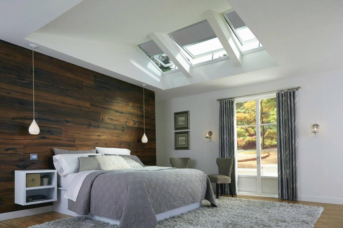 Natural light in a room