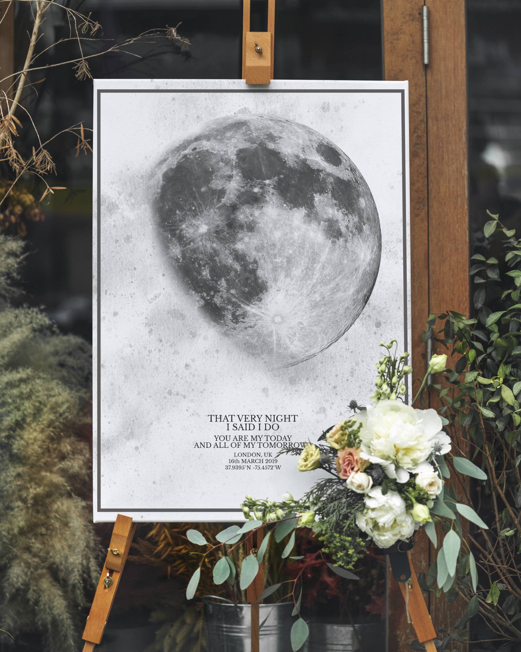 wedding moon phase